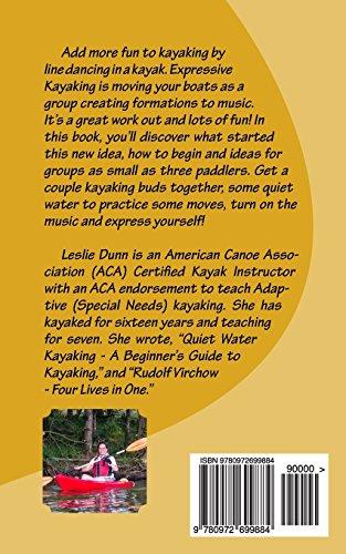 Expressive Kayaking: Kayak Line Dancing