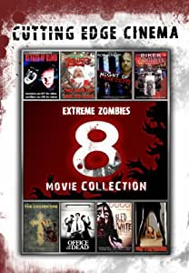 Extreme Zombies 8 Movie Collection