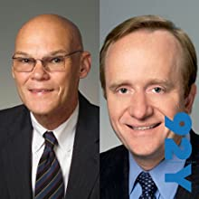 In the News with Jeff Greenfield at the 92nd Street Y featuring James Carville and Paul Begala  by James Carville, Paul Begala Narrated by Jeff Greenfield