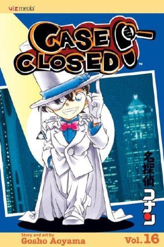 名探偵コナン コミック16巻 (英語版)
