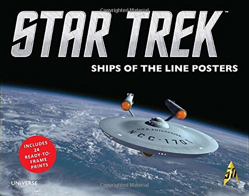 Star Trek: Ships of the Line Posters