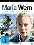 Maria Wern, Kripo Gotland - Season 2 (4 DVDs) (DVD) (FSK 16)