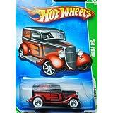 2009 Hot Wheels Super Treasure Hunt 34 Ford