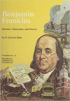 benjamin franklin book report What did benjamin franklin look like in carl van doren's 1938 book, benjamin franklin for which he won the pulitzer prize he writes: no certain early likeness of him survives, but what he outwardly was when he returned to philadelphia may be imagined backwards from later portraits and various.
