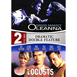 Oleanna / The Locusts - 2 DVD Set (Amazon.com Exclusive)