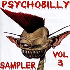 Psychobilly Sampler Vol. 3