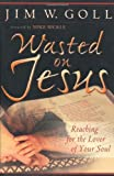 img - for Wasted on Jesus : Reaching for the Lover of Your Soul book / textbook / text book