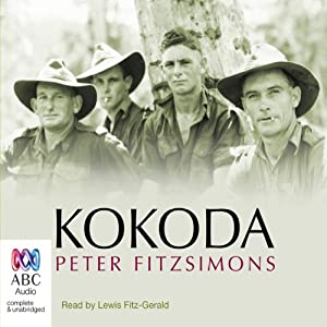 Kokoda (by Peter FitzSimons) Audiobook