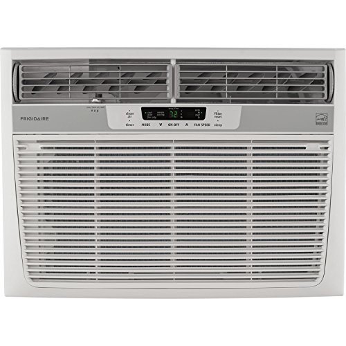 Frigidaire 15,100 BTU 115V Window-Mounted Median Air Conditioner with Temperature Sensing Remote Control (Air Conditioners compare prices)