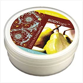 GREEN PEAR VANILLA MOISTURIZING BODY BUTTER LOTION