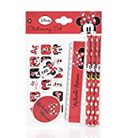 Minnie Mouse Stationary Set