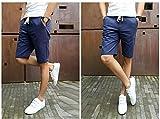 Casual Cotton Shorts Shorts XL Navy