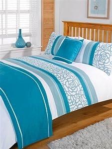 Set di biancheria da letto matrimoniale con copripiumino - Amazon biancheria letto ...