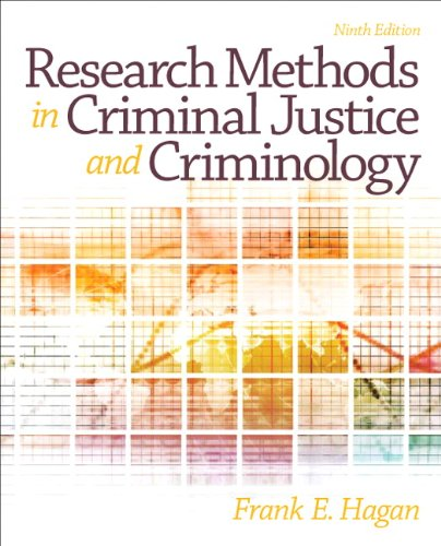 Research Methods in Criminal Justice and Criminology (9th Edition) PDF