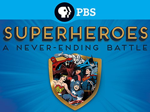 Superheroes: A Never-Ending Battle: Season 1