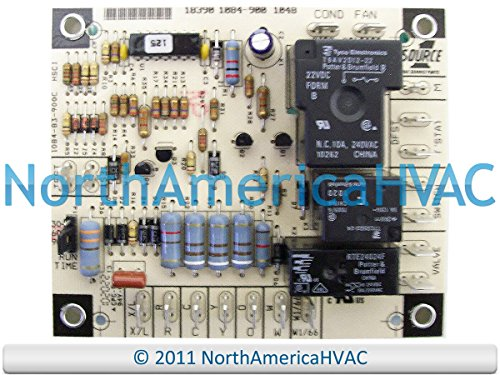 (Ship from USA) OEM York Luxaire Coleman Heat Pump Defrost Circuit Board 031-09104-000 10390 112 /ITEM#H3NG UE-EW23D15904