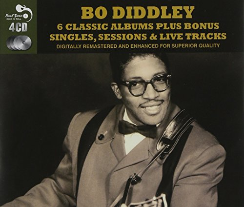 Bo Diddley - 6 Classic Albums - Bo Diddley - Zortam Music