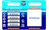 Sanyo eneloop HR-3UTGB AA/Mignon battery 8pcs with Eneloop Box
