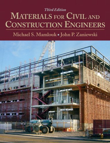 Materials for Civil and Construction Engineers ISBN-13 9780136110583