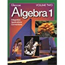 Algebra 1: Integration Applications and Connections, Vol. 2