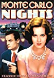 Monte Carlo Nights [DVD] [1934] [Region 1] [NTSC] [US Import]