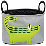 B&Y Animals Baby Toddler Stroller Organizer Buggy Hanging Bag holds Beverage water Diaper cell phone Toys Baby formula Storage Stroller Accessory (Type1)