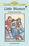 Little Women (Dover Childrens Thrift Classics)