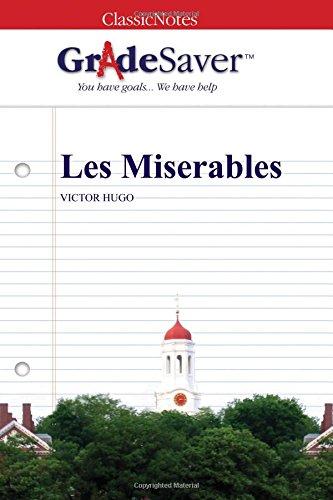 les miserables essays gradesaver les miserables study guide