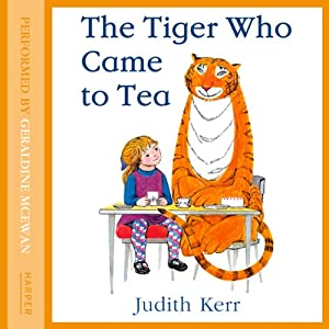 The Tiger Who Came to Tea Audiobook