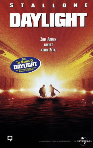 Daylight (inkl. Making of) [VHS]