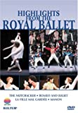 Highlights From the Royal Ballet [DVD] [Import]