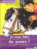 """Afficher """"Je veux faire du poney"""""""