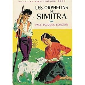 Les orphelins de Simitra par Bonzon