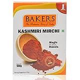 Bakers Kashmiri Mirchi Powder 100 Grams (Pack Of 3)