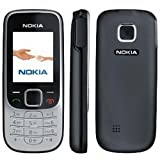 Nokia 2330 classic black (VF-Branding) - Handy mit 0.3 MP Kamera, Bluetooth, FM-Stereo-Radio, Internet Browser &amp; Email, Netze