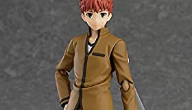 figma Fate/stay night [Unlimited Blade Works] 衛宮士郎2.0 ノンスケール ABS&PVC製 塗装済み可動フィギュア