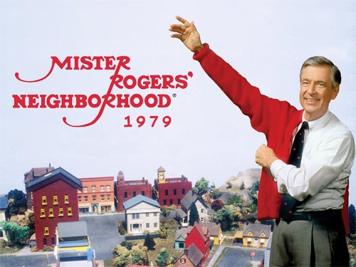 Mister Rogers' Neighborhood 1979