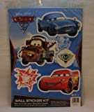 Disney Cars 2 Sticker Set - World Grand Prix