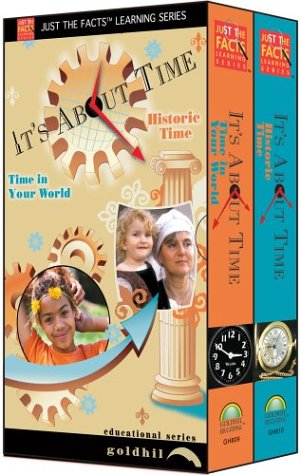Just the Facts: It's About Time - 2 Vol Classroom [VHS] [Import]