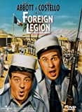 Cover art for  Abbott & Costello: Foreign Legion