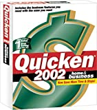 Quicken 2002 Home & Business