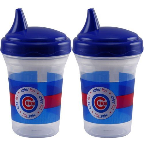 Mlb Chicago Cubs Sippy Cups, 2-Pack front-1033495