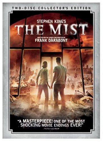 51CA9m6Lv8L The Mist: Two Disc Collectors Edition   DVD Review
