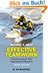 Effective Teamwork: Practical Lessons...