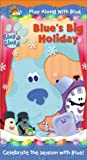 Blues Clues - Blues Big Holiday [VHS]
