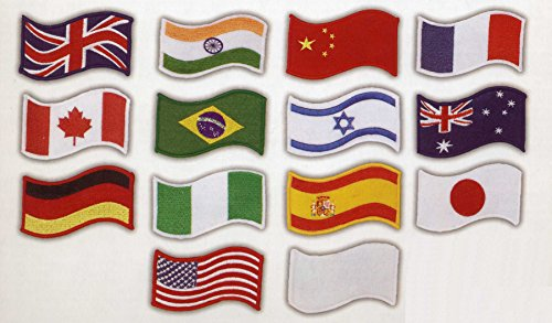 FAO Schwarz - The Big Map - Add-On Set / Flags of the World