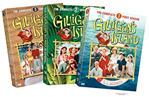 Gilligan's Island - The Complete First Three Seasons from Turner Home Ent