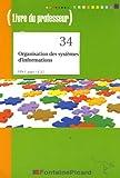 echange, troc Jean-Armand Barone - Organisation des systèmes d'informations BTS CGO 1e année : Livre du professeur (1Cédérom)