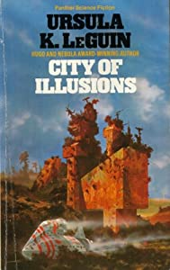 Cover of &quot;City of Illusions&quot;