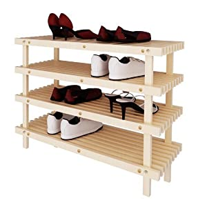 Lastest Shoe Rack  Woodworking For Mere Mortals